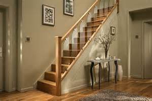 Wall Banister Rail Let There Be Light Glass Stair Parts Blog Cheshire