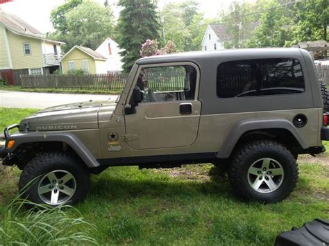2005 jeep unlimited sell used 2005 jeep wrangler unlimited rubicon sport