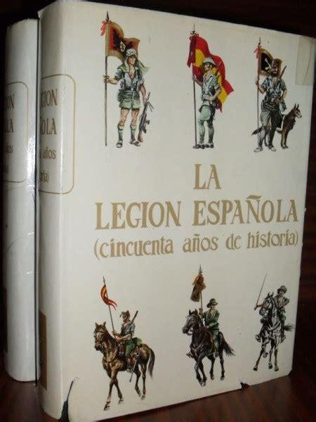 historia de la legin libros de heraldica