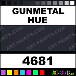 what color is gunmetal gunmetal artist metal paints and metallic paints 4681