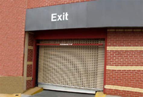 Springless Garage Door by Commercial Overhead Doors
