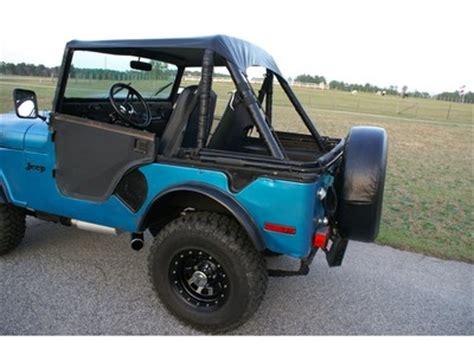 Jeep Tops For Sale Jeep Cj 2 Door Soft Top 1973 Jeep Cj5 4 215 4 Rebuilt 343