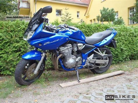 2004 Suzuki Motorcycle 2004 Suzuki Gsf 600 S