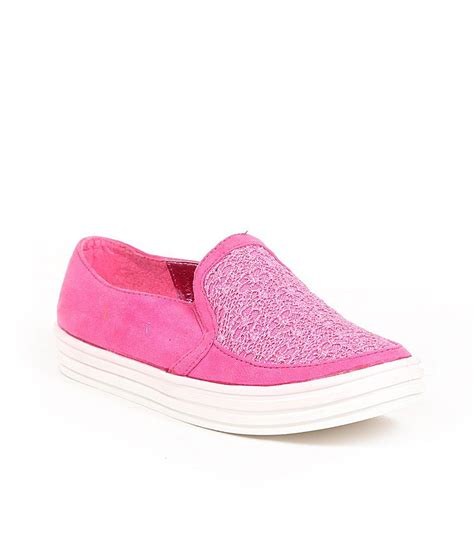 footash pink casual shoes price in india buy footash pink