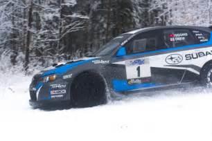 Subaru Rally Parts Driving Subaru S Wrx Sti Rally Car Will Melt Every Part Of