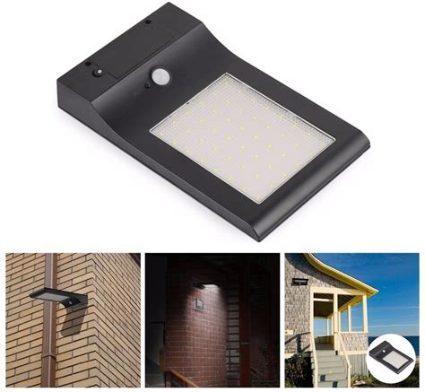 Led Outdoor Solar Lights 48 Led Solar Light Outdoor Solar Led Ls Garden Light Outdoor Lighting Lights Waterproof