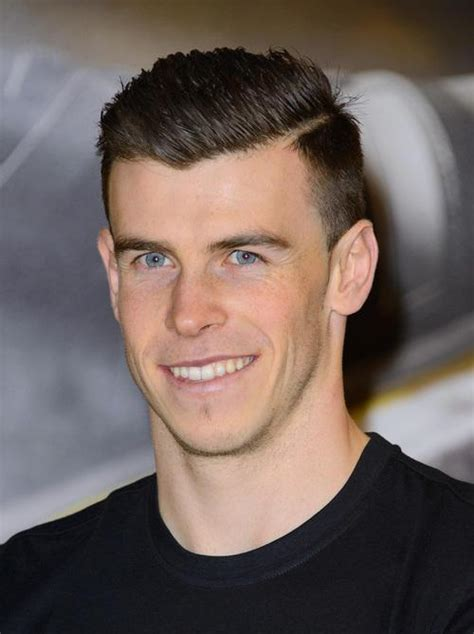 gareth bale hairstyle photos photos of short wavy hair 2013 short haircut for women