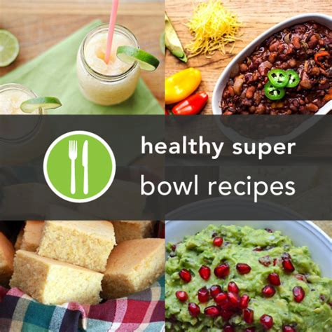 15 healthier super bowl recipes from around the web greatist
