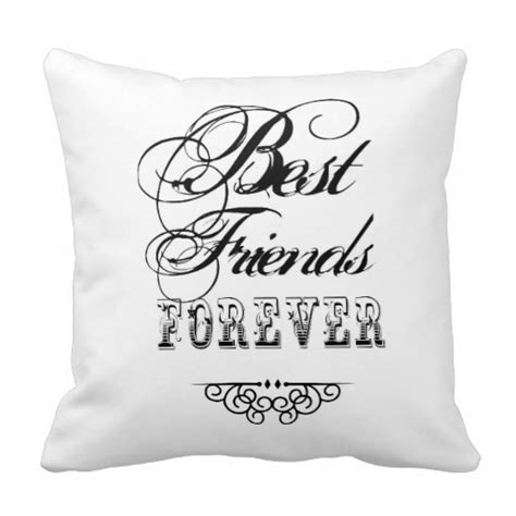 Pillow Is Best Friend by Best Friends Forever Pillows Best Friends Forever Throw