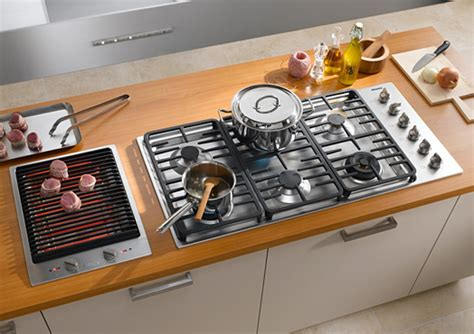 cooktops gas reviews miele cooktops