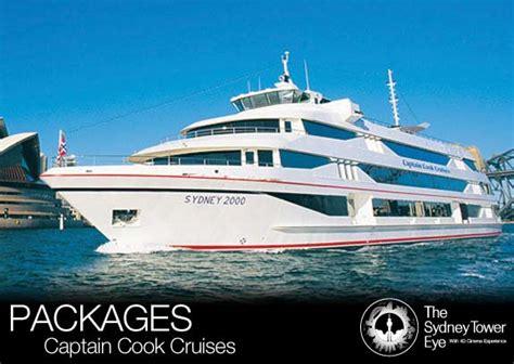 captain cruises captain cook harbour cruises australia