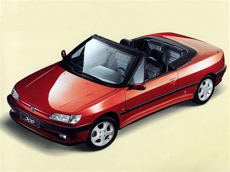 cabriolet peugeot peugeot 306 cabriolet specs 1994 1995 1996 1997