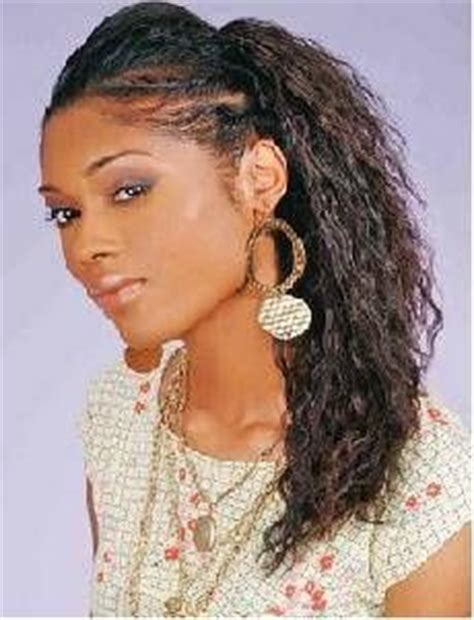 how to crinkle black hair 1000 images about i love hair on pinterest ponytail