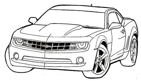 bumblebee car coloring page bumblebee car coloring pages best place to color