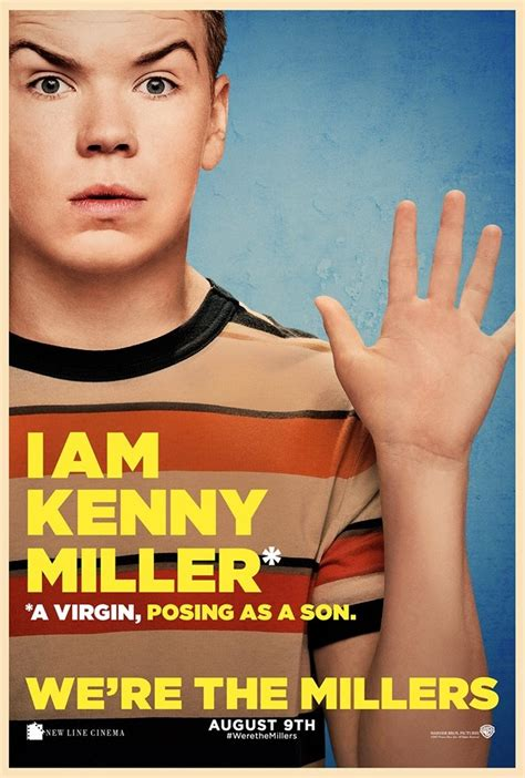 We Re The Millers Also Search For Meet Kenny Miller We Re The Millers