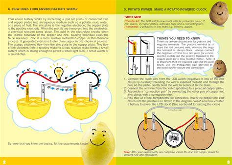 potato clock research paper potato battery science fair project hypothesis