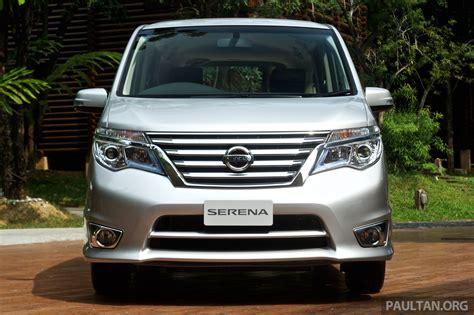 nissan serena 2014 driven 2014 nissan serena s hybrid better value