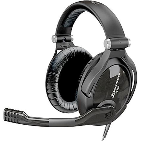 Headset Sennheiser Pc 350 Sennheiser Pc350 Gaming Headset Pc350 B H Photo