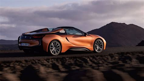 Bmw Roadster by Bmw I8 Roadster Comes With Increased Range Looks