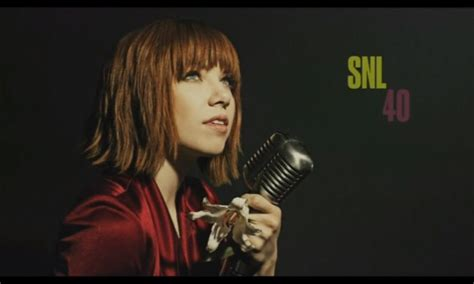 carly rae jepsen snl carly rae jepsen snl i really like you all that video