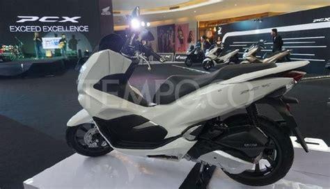 Alarm Motor Di Samarinda mendarat di samarinda harga all new honda pcx mulai rp 30