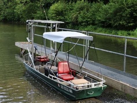 mod v jon boat jon boat modifications part 6 youtube
