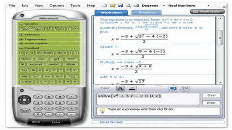 Kalkulator Ilmiah lima software kalkulator ilmiah gratis dan terbaik windows