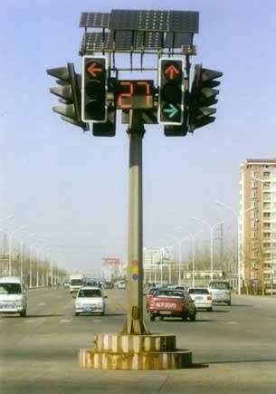 Solar Traffic Lights Complete Green Energy Solutions Solar Power Traffic Lights