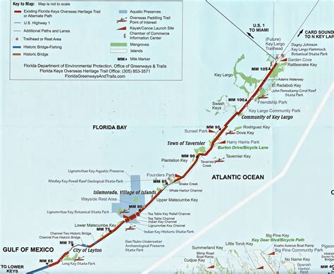 florida overseas heritage trail map our island home come visit the american caribbean page 4