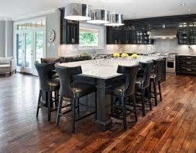 large island kitchen midcentury with large kitchen island