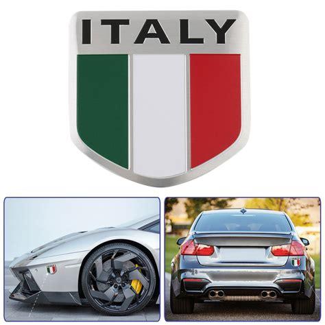 Aufkleber Auto Italien by Kaufen Gro 223 Handel Italien Aufkleber Aus China