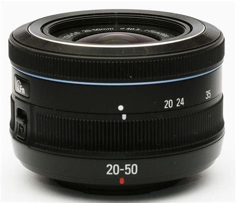 samsung  mm   ed nx  function zoom lens