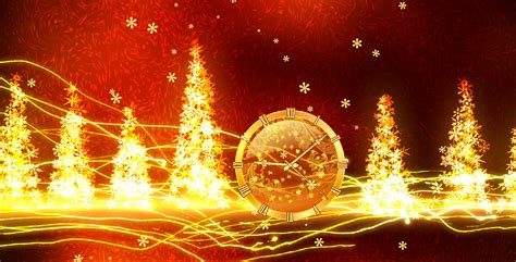 7art christmas lights clock call in your joyful spirits