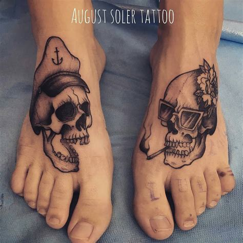 foot tattoos for guys foot ideas chhory