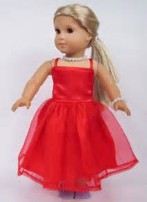 18 quot american girl doll clothes dress christmas hat christmas dress