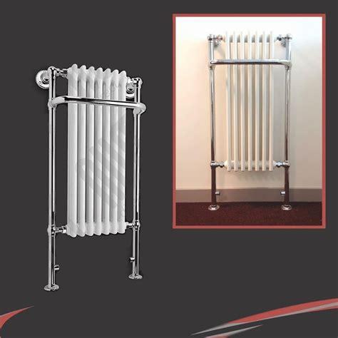 bathroom radiator high btus traditional designer chrome heated towel rails