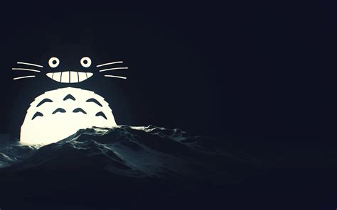 hd wallpapers lcd desktop my neighbor totoro wallpapers pictures images