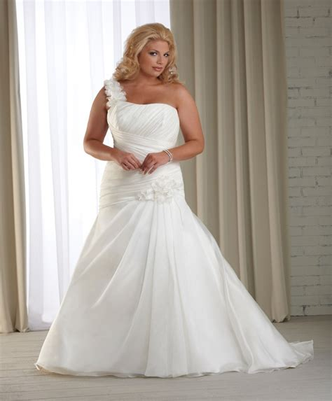shop for plus size wedding dresses