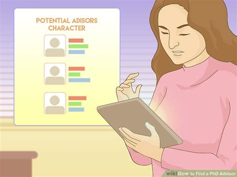 phd advisor relationship how to find a phd advisor 11 steps with pictures wikihow