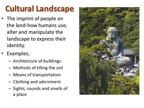Ethnic Landscape Definition Human Geography Culture 2