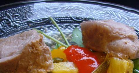 cuisiner un filet mignon de porc en cocotte on dine chez nanou filet mignon de porc en cocotte