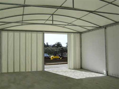capannoni smontabili usati in vendita la canalplast capannoni teloni teli in pvc