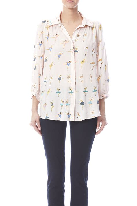 g kero ballerina blouse from new york by nyc