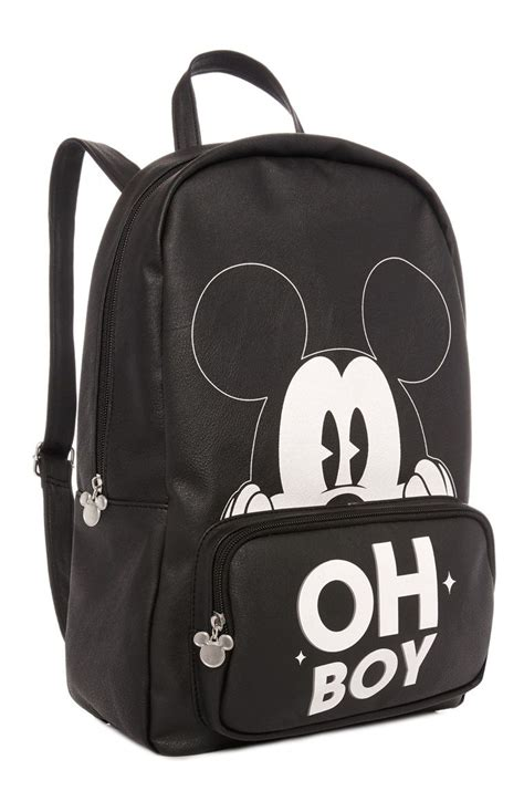 Backpack Mickey primark oh boy mickey mouse backpack wish list