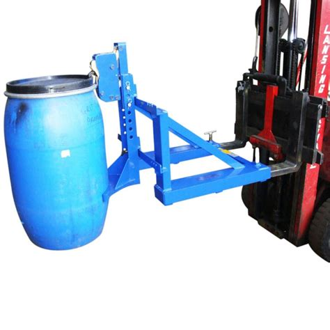 Drum Kosong Gojek Grab Only forklift drum grab mauser plastic drums forklift attachments