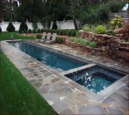 Good Inground Pool Designs For Small Backyards #   4: Good Inground Pool Designs For Small Backyards Pictures Gallery