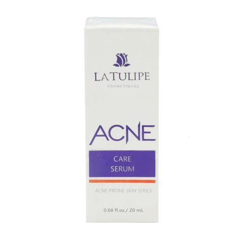 Makeup Kit La Tulipe la tulipe acne care serum 20 ml pro care