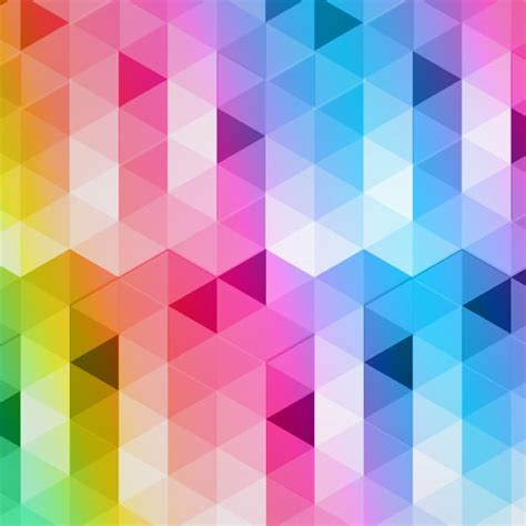 Geometric Shapes Wallpaper Pictures to Pin on Pinterest