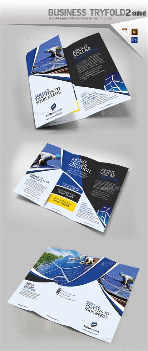 sided tri fold brochure template sided tri fold brochure template 3 best and