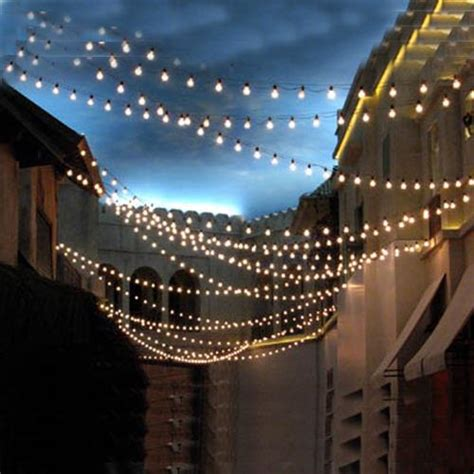 Light String 12 Bulb 25 Foot White Rentals Naples Fl Where To Buy White String Lights